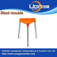 OEM custom plastic houseware adult chair mould manufacturer
