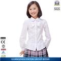 Moderno estilo de ropa para niños ventas al por mayor de la escuela uniforme escolar