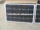 2014 black monocrystalline Silicon solar panel 80W