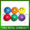 Factory Supply PU Smile Face Anti Stress Ball
