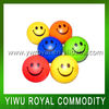 Promotional Colorful Foam Smile Face Anti Stress Ball