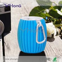 Supporting TF card & FM radio, 2014 new dual stereo speaker design bluetooth V3.0 outdoor usb mini speaker