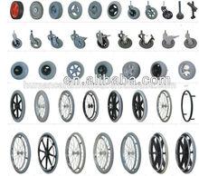 Standard wheelchair spare part