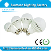 3w 5w 7w 9w 12w e27 b22 smd low price led round bulb light