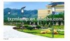 3m~4.5m low-price and high-quality solar LED garden lighting saving technologies