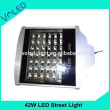 42W Natural Daylight CE ROHS UL FCC LVD Bridgelux Waterproof Pole LED Street Light