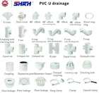 ISO/ASTM/BS/AS/NZS Standard high pressure pvc tube/upvc tubing for water supply, for drain 4 inch