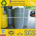 15~260gsm primas material de los pp tela no tejida para todo tipo de uso