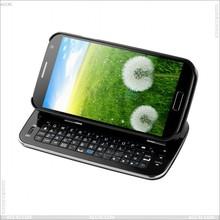 Made in China Bluetooth Keyboard Case for S4 Galaxy I9500 P-SAM9500BLUEKB002