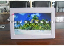 10.1'' Open Frame digital photo with mp3 player and video player