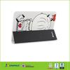2014 fanshional folder leather case for ipad 2