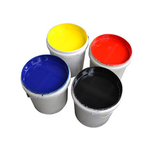 2014 High temperature resistant water based textile pigment ink for art paper