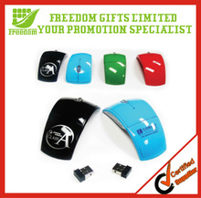 Wholesale USB Computer Wirelss Folding Mouse
