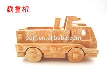 eva foam funny eva foam truck toy model