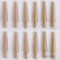 spécial sur mesure de haute précision goupilles dentaire du fabricant