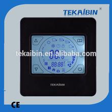[TEKAIBIN] E92.716 LED touch screen digital weekly programming thermostat underfloor heating