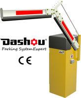 100% duty cycle folding car park barrier