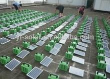 Solar panel 150W 190W 200W 250W 300W 1.5KW 3KW 1MW mono polycrystalline solar PV module Solar power system PV power plant