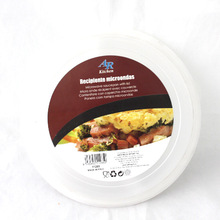 Plastic Micro Oven Food Container