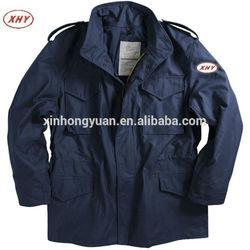 high quality m65 jacket/ dark blue m65 jacket