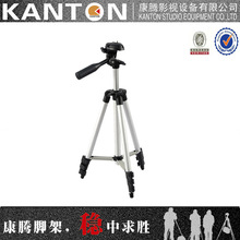 Lightweight Small Outdoor ip Camera Tripod Three Sections