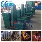 Less polution high profit wood/sawdust briquette making machine