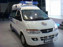New Dongfeng Ambulance for Hospital/Dongfeng Ambulance for Hospital/ ambulance vehicle