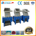 Waste Plastic pipe Crusher machine for hard PVC/PE