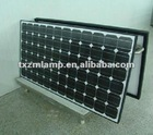 2014 blue monocrystalline Silicon solar panel solar cells for sale