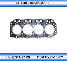 gasket cylinder head for KIA HI-BESTA 27 VN engine