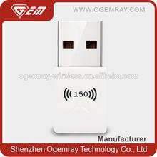 Ogemray GWF-3L01 Wireless Usb Lan Adapter Wifi Dongle Usb Wireless Top Quality