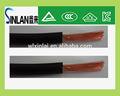 eléctrico de la máquina de soldadura super cable flexible cable de soldadura