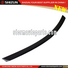 2008-2010 Mercedes Benz W204 PU Rear Spoiler Tail Wing