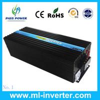 Inverter 48v 220v 5000w pure sine wave , solar power inverter dc to ac converter
