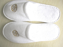 new products from factory close toe disposable hotel slipper
