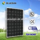 high quality and high efficiency pv mono200w solar panel