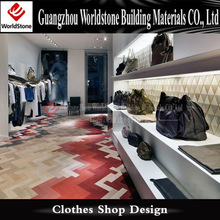 clothing window display / fashion design retail clothing store furniture for sale