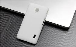 Wholesale price 9 colors Matte hard case For LG Optimus F6