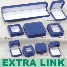 Hot Sale Luxury Handmade Custom Logo Printed Paper Jewelry Box Wholesale