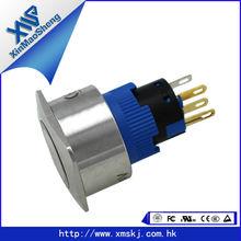 XMS Push button pin terminals(Dia.22mm,22J16-27S1,UL,CE,FCC,ROHS)
