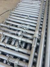 Electroplated 2.2-4.0M Adjustable prop,steel prop