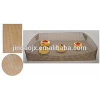 PTFE Mesh Baking Tray / PTFE Oven Mesh Basket / reusable mesh baking tray
