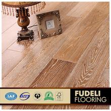 Top class AB grade CE FSC Certified engineered wood flooring