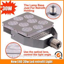 Solar or wind led street lampe 30w best for enviroment