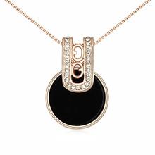 Ingrosso gioielli di alta qualità 2014 caldo, collana di corallo nero