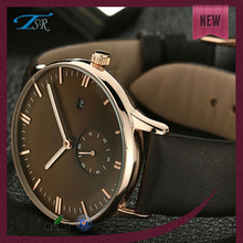Alibaba top 10 brands watches with date / business watches with luxury shape/mens wrist watch