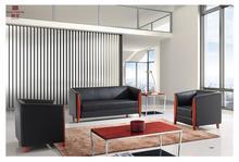 nuovo design divano ufficio furniture società commerciale con struttura in legno