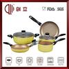 aluminum precise heat cookware