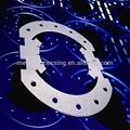 De acero al carbono, de acero inoxidable, de aluminio de corte por láser de metal