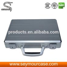 Sample Display Box Floor Tile Aluminum And Thick Handles Display Suitcase Quartz Stone Display Case